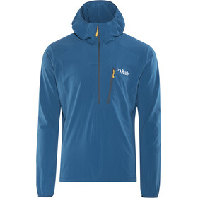 Rab Borealis Pull-On Windbreaker Men, ink